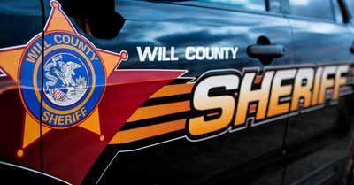 Will County Sheriff Squad Car Logo